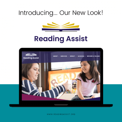 new Reading Assist website