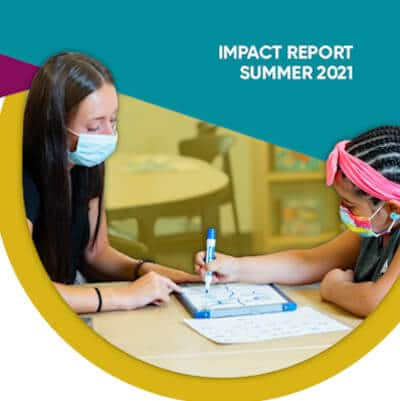 Summer Impact Report 2021